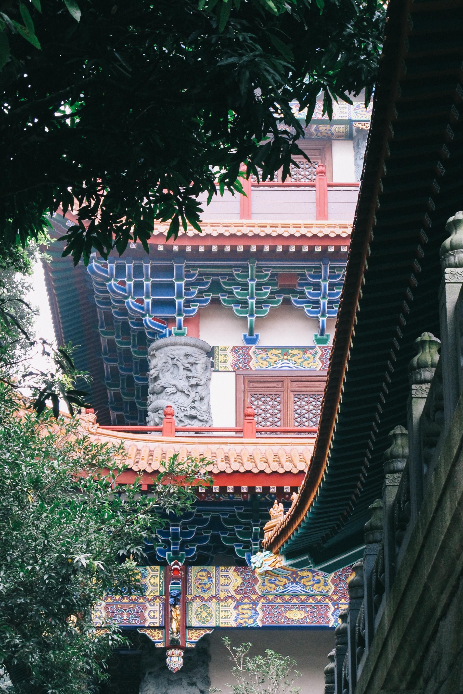 寶蓮禪寺(Po Lin Monastery)