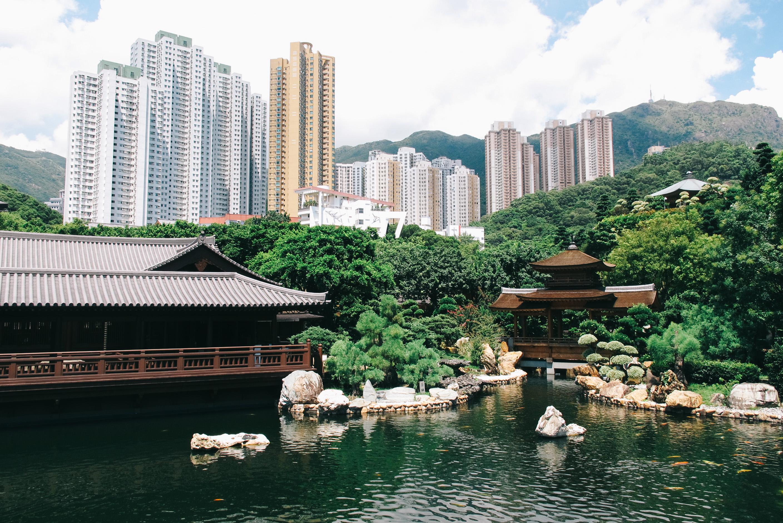 志蓮淨苑(Chi Lin Nunnery)