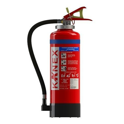 Dry Chemical Powder Type (Stored Pressure) Fire Extinguisher