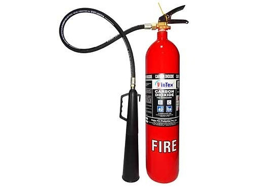 Carbon Dioxide Portable Type Fire Extinguisher