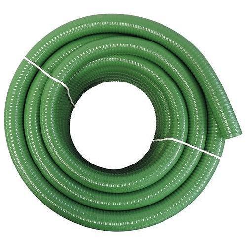 Suction hose 4 x 25 Mtr