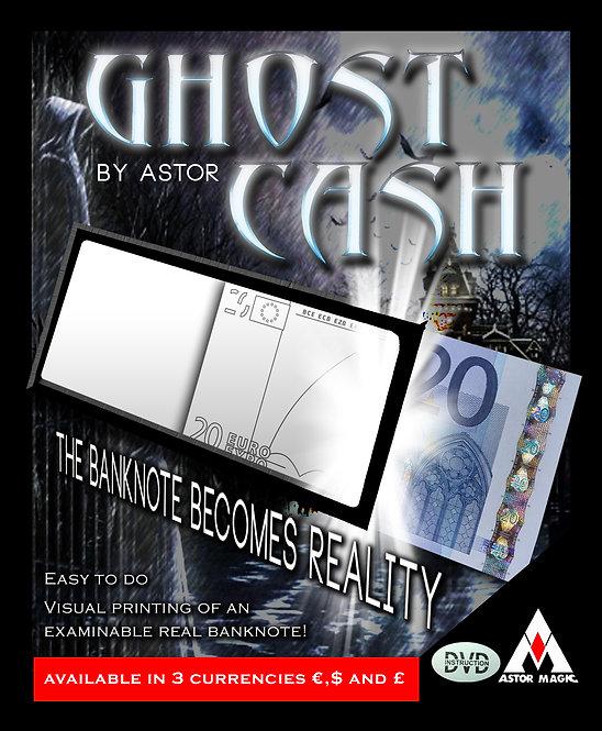 GHOST CASH