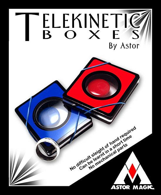 TELEKINETIC BOXES