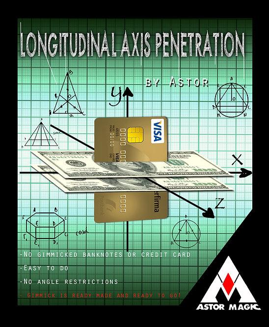 LONGITUNAL AXIS PENETRATION