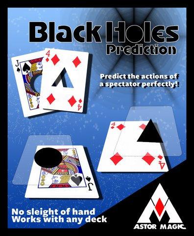 BLACK HOLES PREDICTION