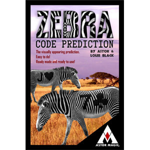 ZEBRA CODE PREDICTION