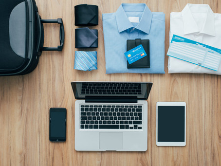 5 Essentials For a Business Traveler