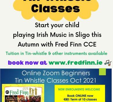 Autumn Music Classes 🎻