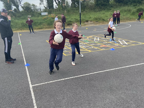 Belated June Sports Day together ⚽️🤼♀️