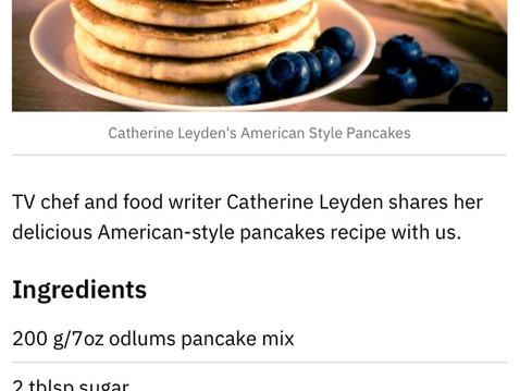 Pancake 🥞 Tuesday