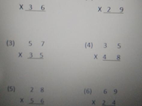 Fifth Class Maths 18th-22nd January 2021.