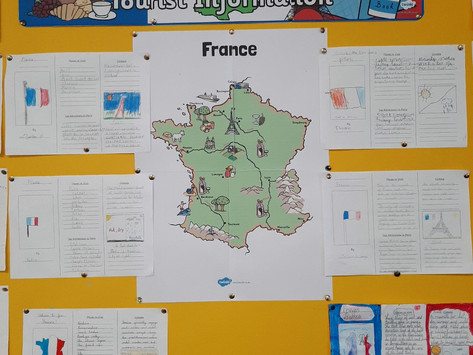 France Project Work
