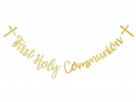 Sacrament of First Holy Communion Update 1st September 2021