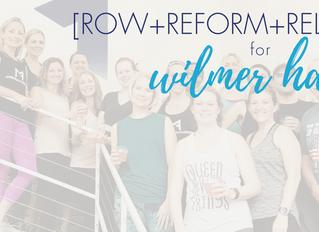 [Row+Reform+Relevé] for Wilmer Hall