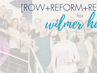 [Row+Reform+Relevé] for Wilmer Hall