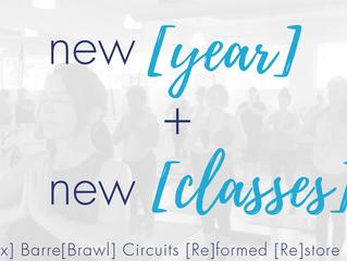 [NEW YEAR + NEW SIGNATURE CLASSES]