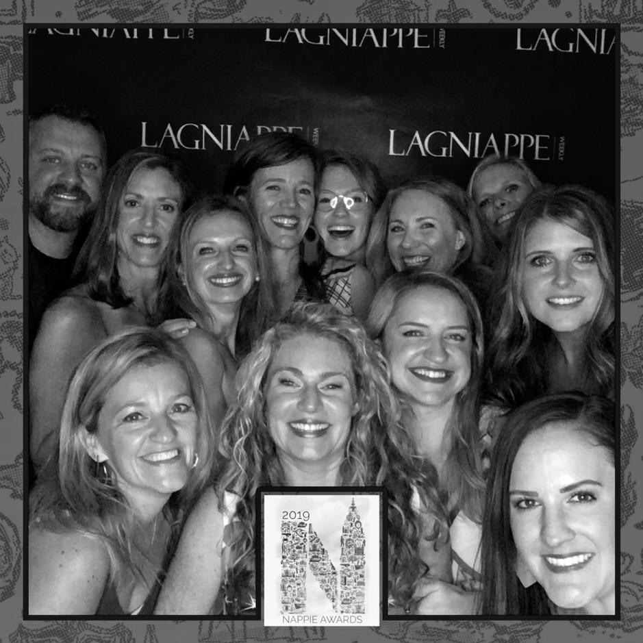 2019 Nappie Awards!