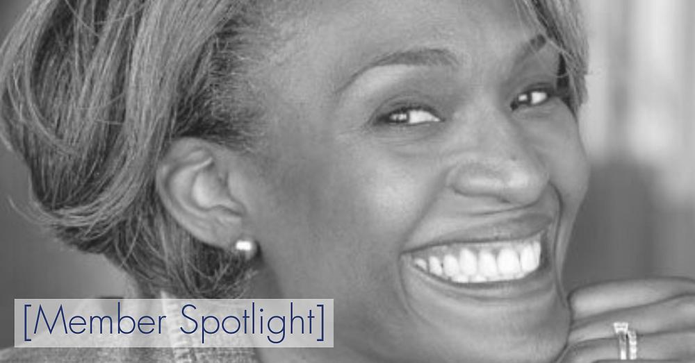 Member Spotlight - Stacy Powell