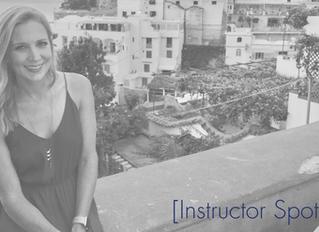 Instructor Spotlight [Samantha LeMond]