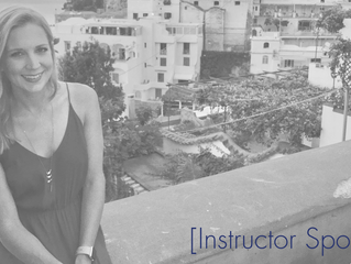 Instructor Spotlight [Samantha LeMond]