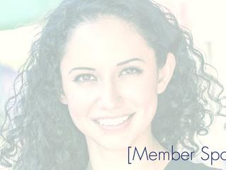 Member Spotlight - Alexa Stabler-Adams