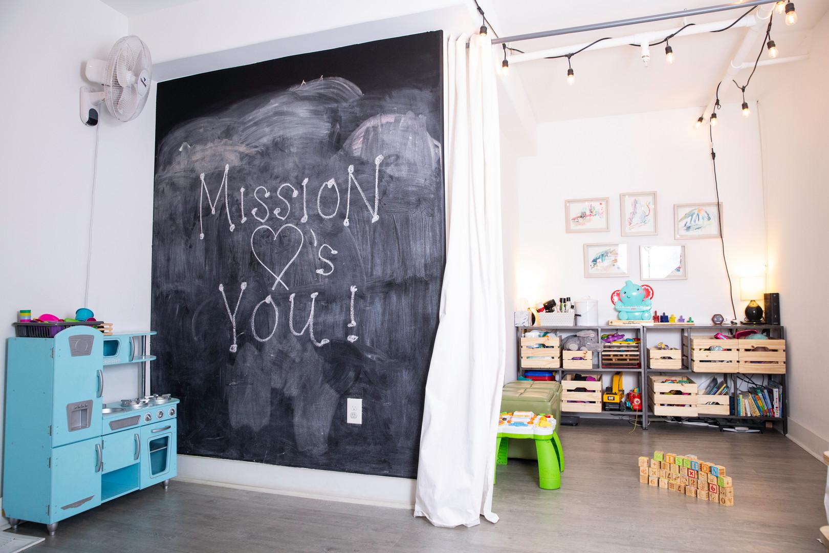 Mission Nursery