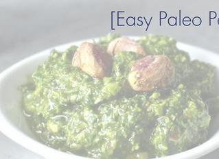 Easy Paleo Pesto