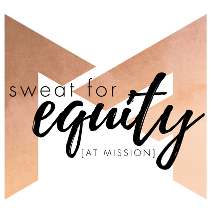 Sweat for Equity