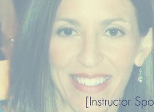 Instructor Spotlight [Katy Meador]