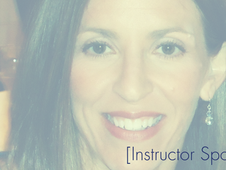 Instructor Spotlight [Katy Meador]