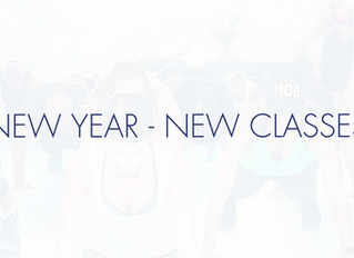 New Year New Classes