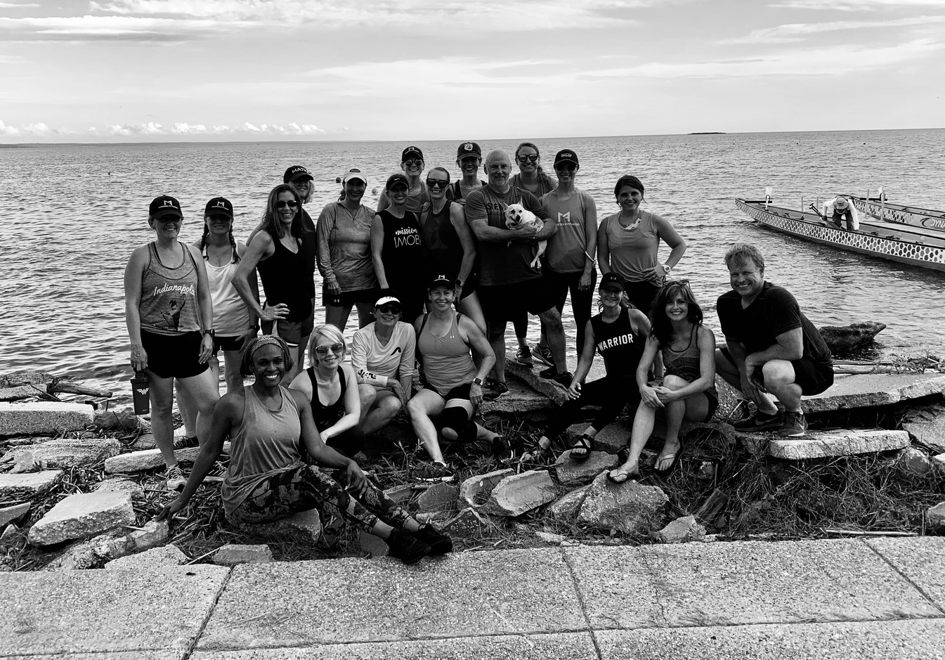 Mission [MOB] Dragon Boat Team 2019