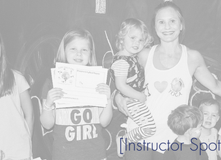 Instructor Spotlight [Cherish Posey]