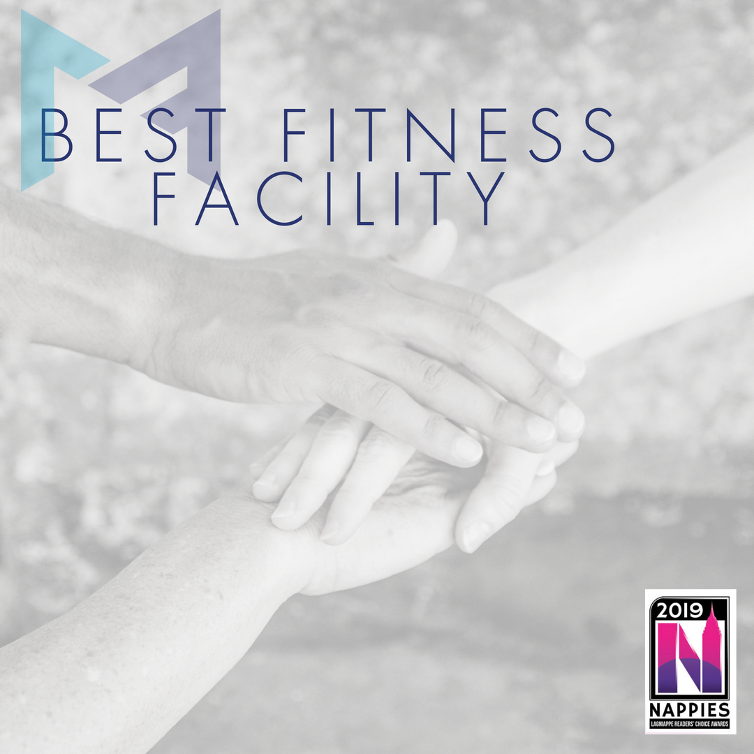 Voted Best Fitness Facility