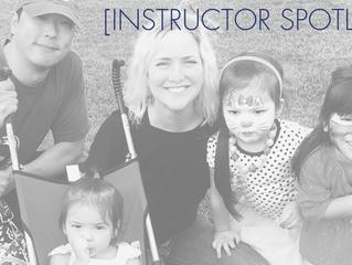 Instructor Spotlight [Stacia Yim]