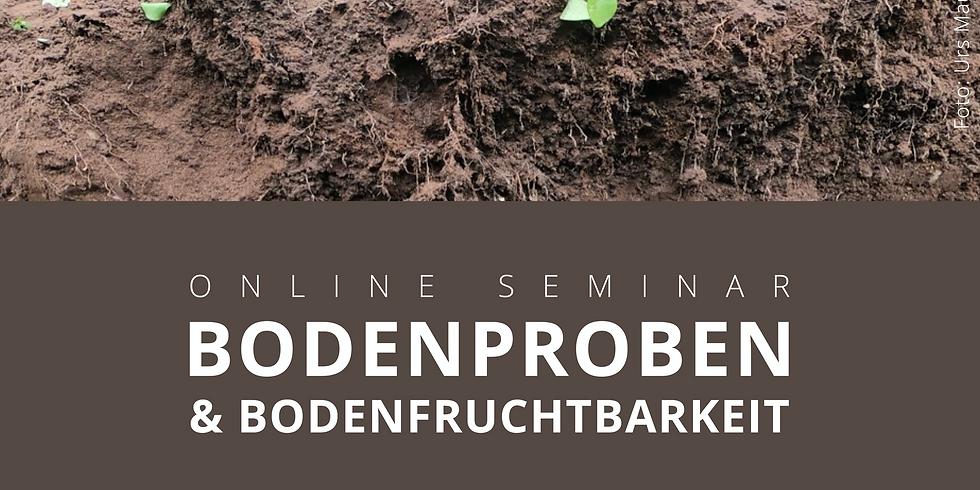 Bodenproben und Bodenfruchtbarkeit - Online-Seminar