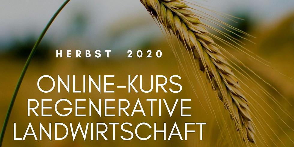 Online-Kurs Einführung in die regenerative Landwirtschaft