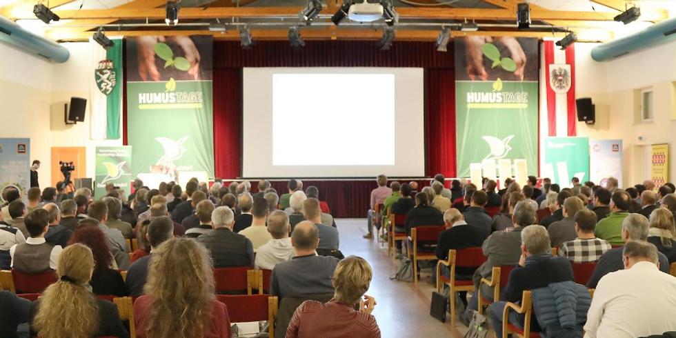 Humustage Kaindorf 2020