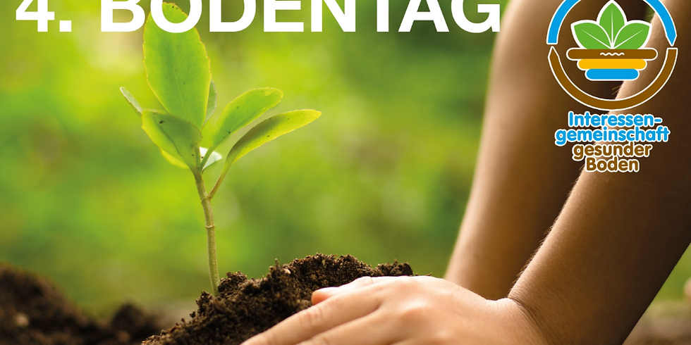 Bodentag 2019 IG gesunder Boden