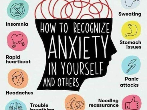 Imagine a life where anxiety is manageable ...it's possible.