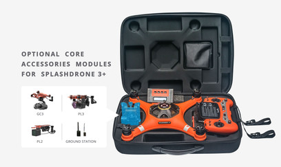 SD3+ Complete set of equipment