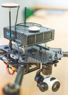 Sniffer-4D airborne pollutant mapping system