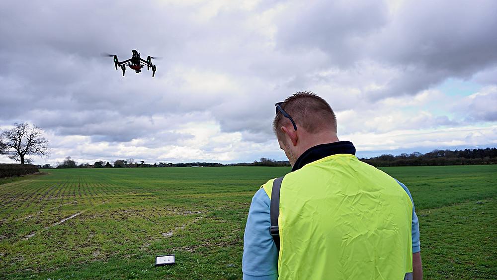 Inspire DroneAg