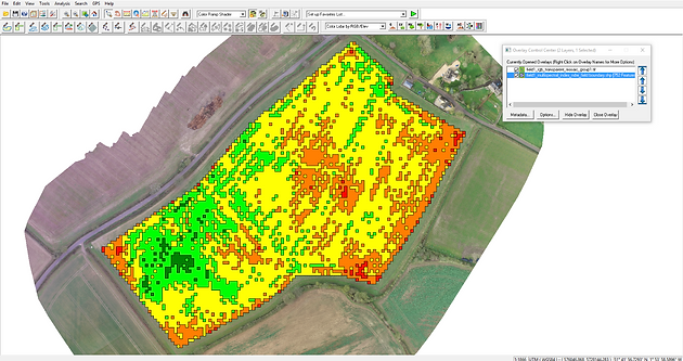 Project: Drone Multispectral Survey   Geoconsultancy & UAV Solutions