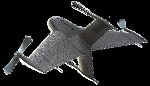 Atmos Marlyn VTOL mapping drone