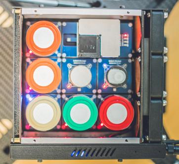 Sniffer-4D Alphasense sensors