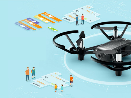 Tello Edu - Educational Drone