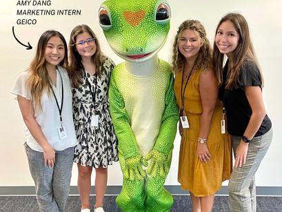 2021 Summer Internship: Amy Dang at Geico