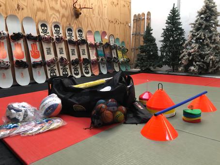 Partnership met AKTAlmere, ASM bij Ski-Mere