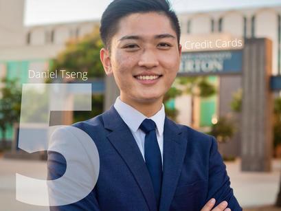 Recruitment Countdown Day 5: Daniel Tseng